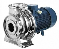 3 Series Centrifugal Pumps