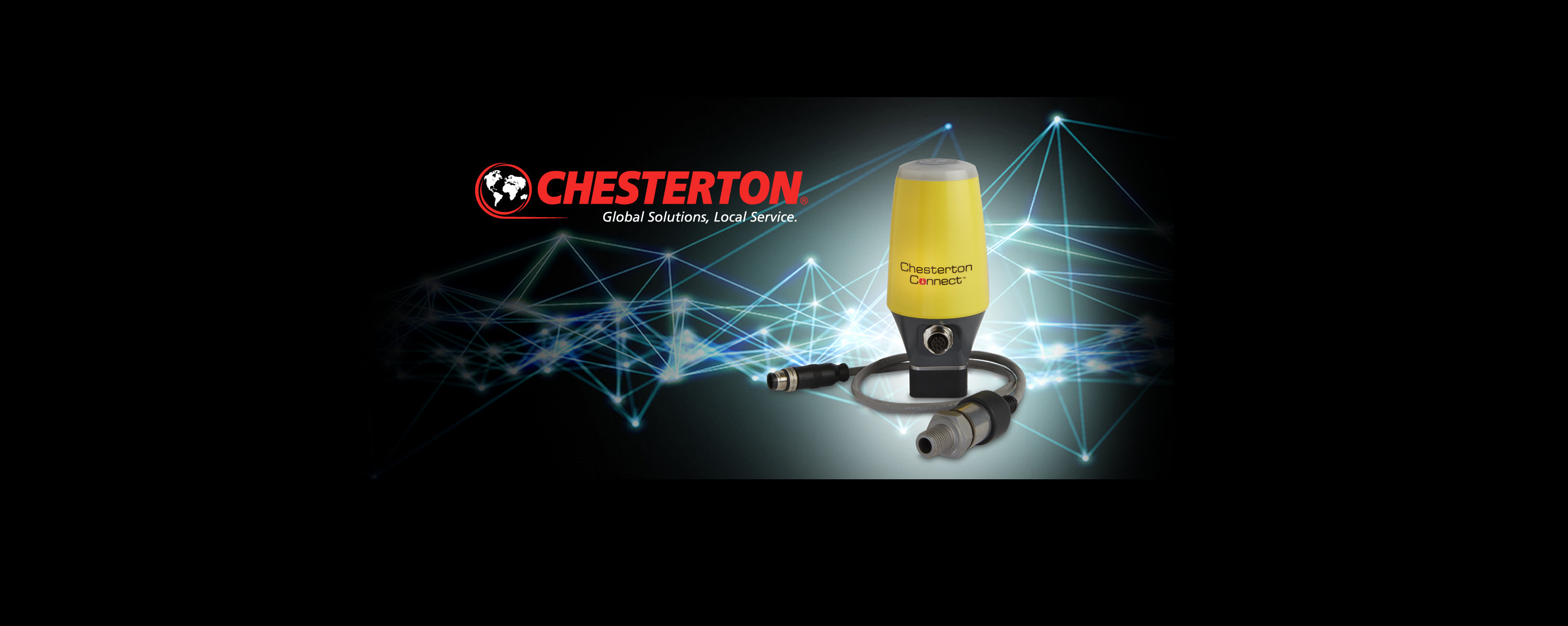New Arrival! Chesterton Equipment Health Monitor