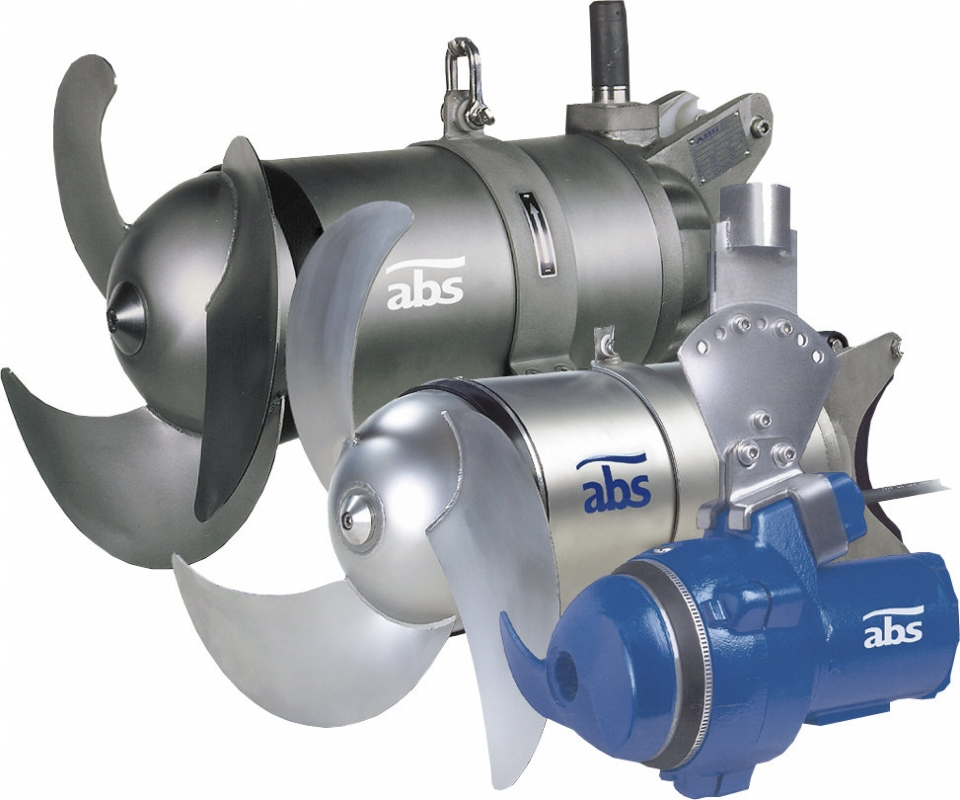 ABS Submersible Mixers & Agitators at El Paso Phoenix Pumps