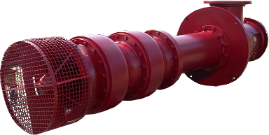 480 Series Vertical Turbine Pumps