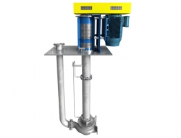 V - Vertical Sump Pumps