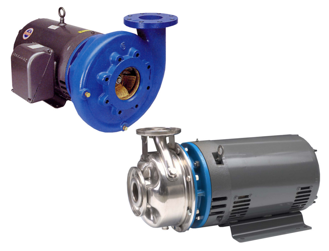 Goulds water technology pump repair services for Castellano electric motors inc