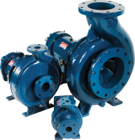 811 ANSI Chemical Process Pumps