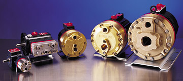 Seal-less Diaphragm Pumps