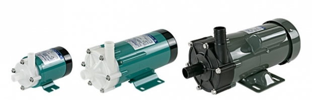 MD & WMD Magnetic Drive Pumps