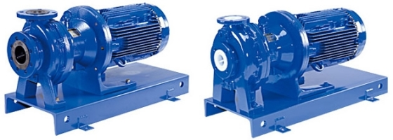 MDM Magnetic Drive ANSI Chemical Process Pumps