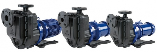 SMX Magnetic Drive Self Priming Pumps