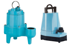 Submersible Sump & Sewage Pumps