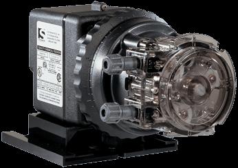 Stenner peristaltic metering pumps at el paso phoenix pumps for Castellano electric motors inc